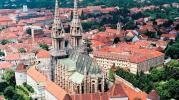 Уикэнд в Хорватии - Загреб